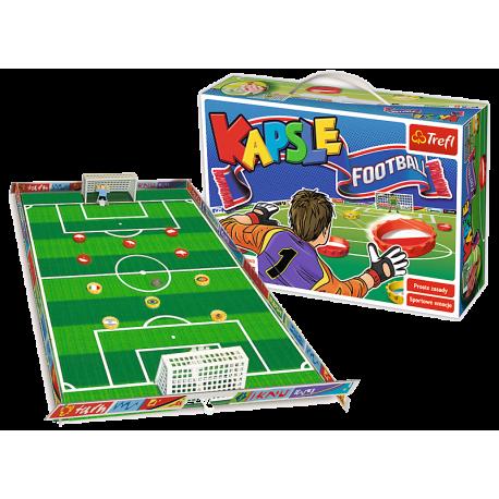 GRA KAPSLE FOOTBALL-TREFL