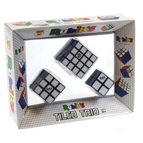Zestaw Kostek Rubika - TRIO Rubik 4x4, 3x3, 2x2