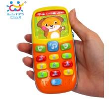 Interaktywny muzyczny TELEFON - KOMÓRKA dla Maluszka - cichy