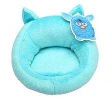 Funrise Poduszka dla Furby - podstawka - niebieska