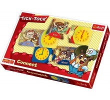 Trefl Gra Connect Tick-Tock (3+)
