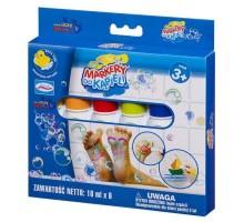 Aqua studio - Markery do kąpieli 6 kolorów