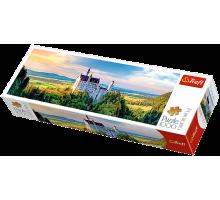 Puzzle TREFL Panorama - Zamek Neuschwanstein - 1000 el.