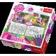 Puzzle TREFL Color Puzzle - Wesołe kucyki 48 el.