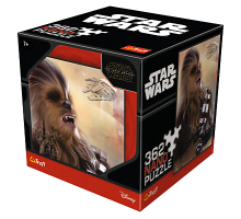 Puzzle TREFL - Chewie - Star Wars - Nano Puzzle 362 el.