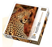 Puzzle TREFL - Nature Limited Edition - Lampart - 1000 el.