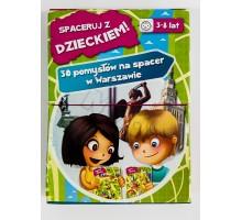Spaceruj z dzieckiem - 30 pomysłów na spacer w Warszawie
