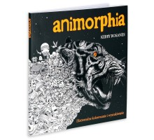 Animorphia. Ekstremalne kolorowanie i wyszukiwanie - Rosanes Kerby