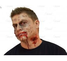 Lateks w płynie sztuczna skóra zombie 28 ml