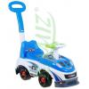 Jeździk rajdówka - policja - grająca kierownica