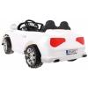 Autko A6L na akumulator - białe