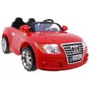 Autko A6L na akumulator - czerwone