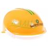 Ogromny Jeździk koparka z kaskiem bezpieczeństwa - ruchome ramię koparki - żółty