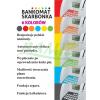 Skarbonka elektroniczna na polskie nominały - bankomat - kolor zielony
