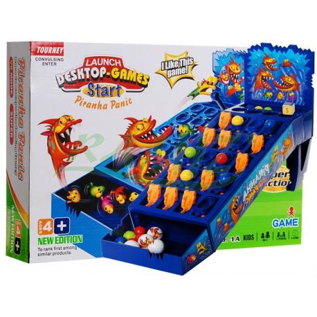 Gra dla dzieci PIRANIE kule