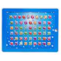 Tablet anglojęzyczny Wesołe Przedszkole - niebieski