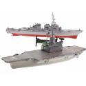 Lotniskowiec i krążownik