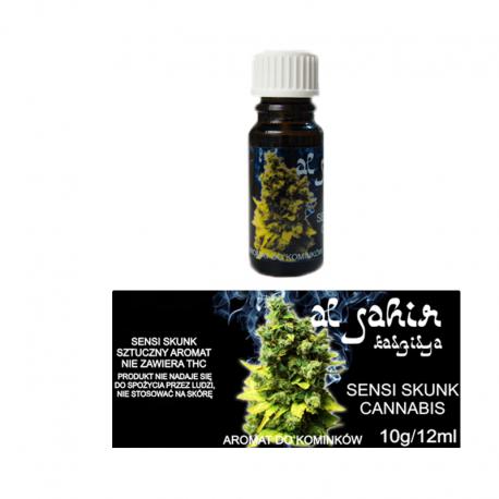 Olejek zapachowy - SENSI SKUNK CANNABIS - 12 ml