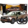 Zdalnie sterowane Volvo XC60 1:14 RASTAR brązowy i czarny