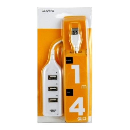 Rozgałęźnik USB 4 porty