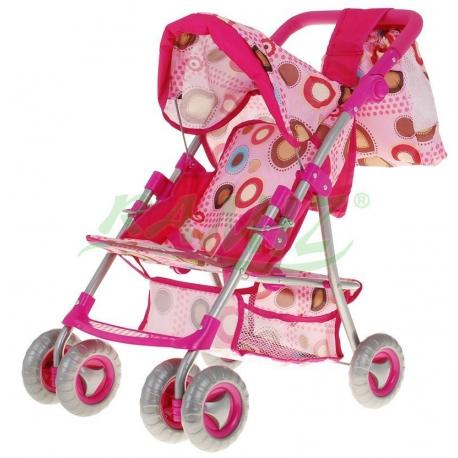 Spacerówka dla lalek KÓŁKA