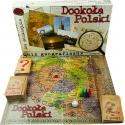 Quiz Edukacyjny Geografia Dookoła Polski dla dzieci