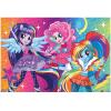 Puzzle Glam - Tęczowy Rock - Equestria Girls -100 el.
