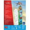 Art Box - Odlotowa miarka wzrostu - Samoloty