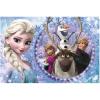Puzzle Trefl Frozen - Przyjaciele z Krainy Lodu - 60 el.