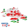 Wader Garaż - Kid Cars 3D - Szpital 4,8m