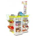 Supermarket - sklep dla dzieci - seledynowy