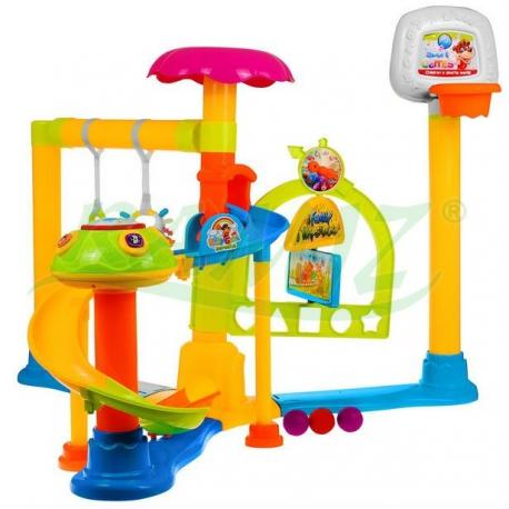Mini plac zabaw dla dziecka