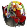 Pluszowy pałąk do wózka - fotelika