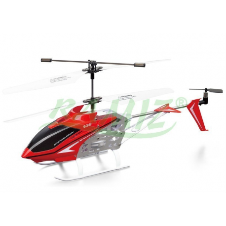 Helikopter SYMA S39 - czerwony