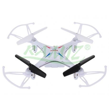 Quadrocopter - Dron X13 STORM - Biały