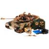 Ogromny czołg zdalnie sterowany na kulki 1:18 40mHz - T90