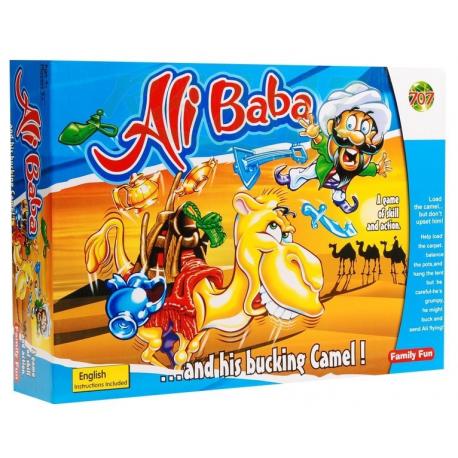 Gra Ali Baba - osiodłaj wielbłąda