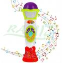 Mikrofon dla dzieci + nagrywanie KARAOKE
