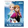Kalendarz 2016 - Kraina Lodu - Frozen