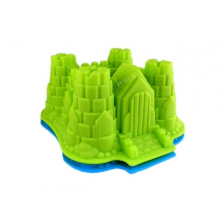 Forma silikonowa - Zamek