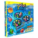 Gra zręcznościowa Go Go Fishing - Łowienie rybek wesołe wędkowanie