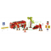 Straż pożarna - zestaw z autem, helikopterm i figurkami