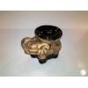 Ceramiczny kominek - Słoń