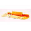 Wałek silikonowy do ciasta 22,5cm - plastikowy