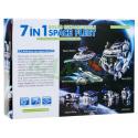 Zestaw robotów solarnych 7w1 - Flota kosmiczna
