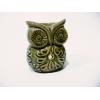 Ceramiczny kominek - Sowa