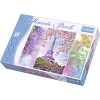 Puzzle TREFL Wiosna w Paryżu - Puzzle Romantic - 1000 el