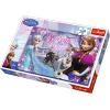 Puzzle TREFL Miłość w Krainie Lodu - Kraina Lodu Frozen - 260 el.