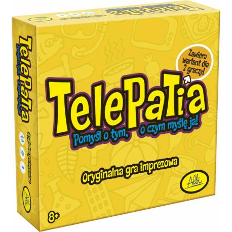 Gra TELEPATIA