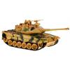 Ogromny (48 cm) czołg zdalnie sterowany 27MHz - Leopard II - strzela kulkami